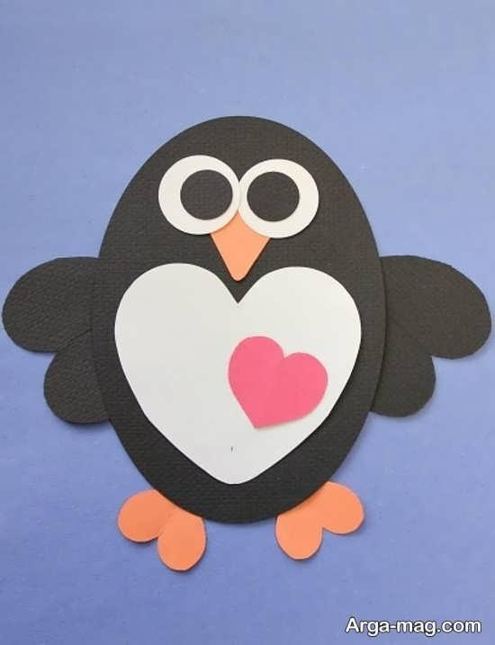 ساخت پنگوئن در مدل های ساده