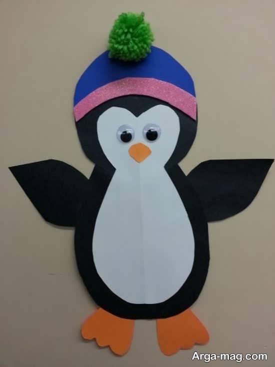 ساخت پنگوئن در مدل های جذاب