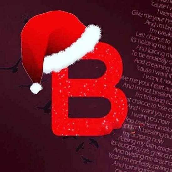 ایده ی تصویر حرف انگلیسی B برای پروفایل