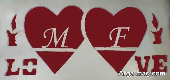 عکس پروفایل عاشقانه و جذاب برای حرف f