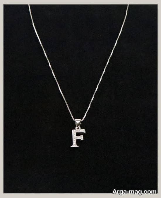 عکس متفاوت حرف انگلسی f
