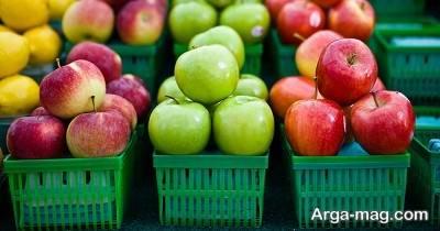 فواید شگفت انگیز سیب سبز