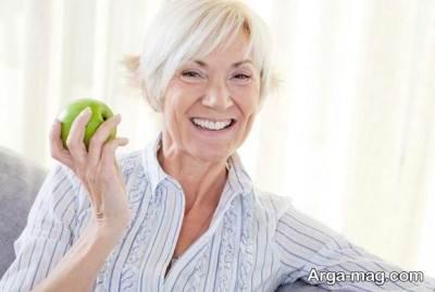 بررسی خواص سیب سبز