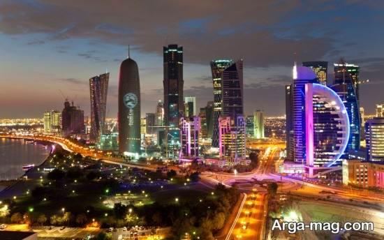 نقاط مهم گردشگری قطر