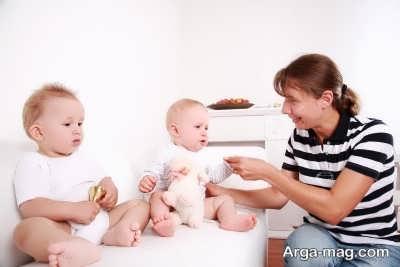انچه باید درباره تربیت کودکان دوقلو بدانید