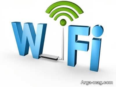 کاهش امواج مضر WiFi