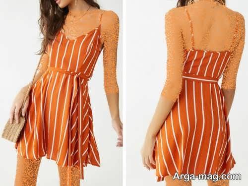 مدل لباس کوتاه اسپرت