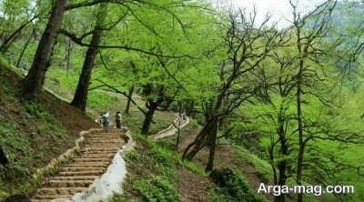 استان گیلان و نقاط گردشگری