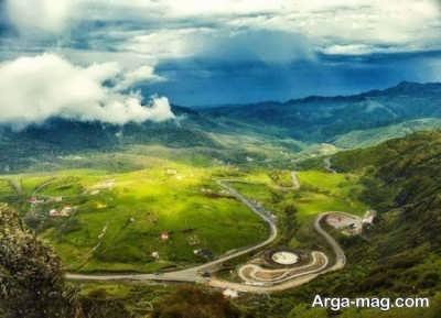 جاهای دیدنی در استان زیبای گیلان