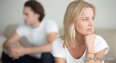 نشانه طلاق عاطفی در زندگی زناشویی