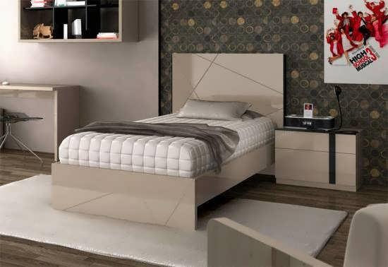 جدیدترین و زیباترین ایده ی تخت خواب یک نفره نوجوان