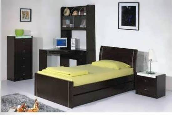 ایده هایی نو و مدرن از تخت خواب های یک نفره نوجوان