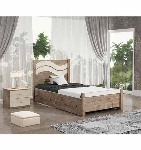 مدل های زیبا و شیک تخت خواب یک نفره نوجوان