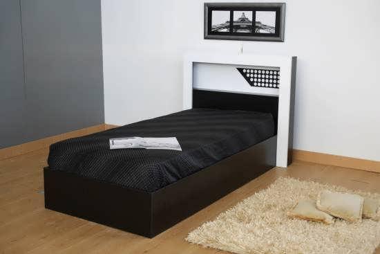 مدل های تخت خواب یک نفره نوجوان با طرحو رنگی متفاوت