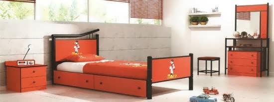 مدل های تخت خواب تک نفره جدید و شیک برای نوجوان