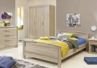 انواع مدل تخت خواب یک نفره نوجوان زیبا و مدرن