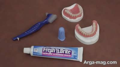 تعبیر دیدن دندان مصنوعی
