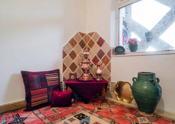 دکوراسیون منزل سنتی با طراحی های شیک و زیبا