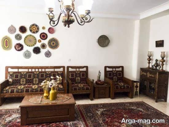 کلکسیون طراحی منزل سنتی برای خاطره سازی ایرانی