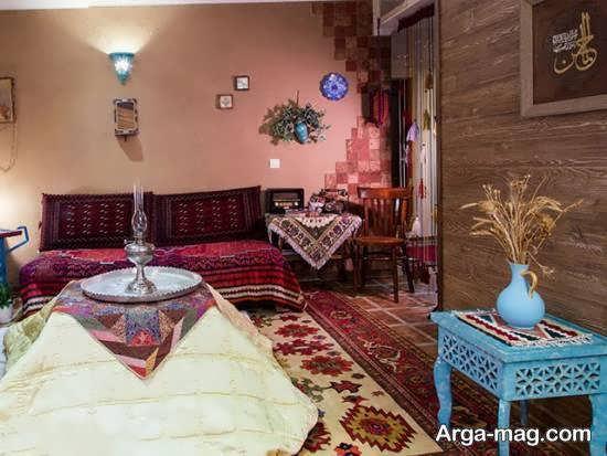 ایده هایی متفاوت از طراحی های منزل سنتی