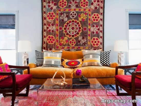 گالری فوق العاده و جالب دکوراسیون خانه به سبک سنتی