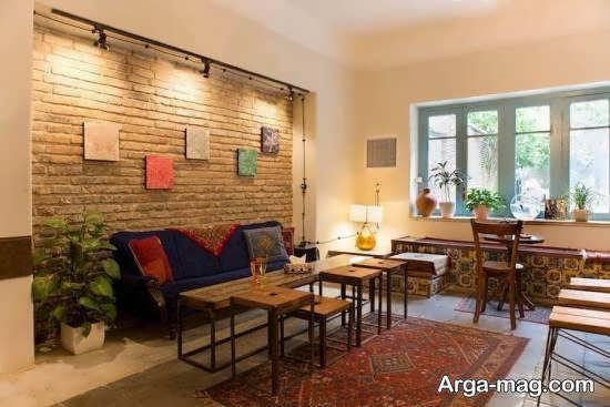 ایده هایی متنوع و متفاوت از طراحی منزل به سبک سنتی