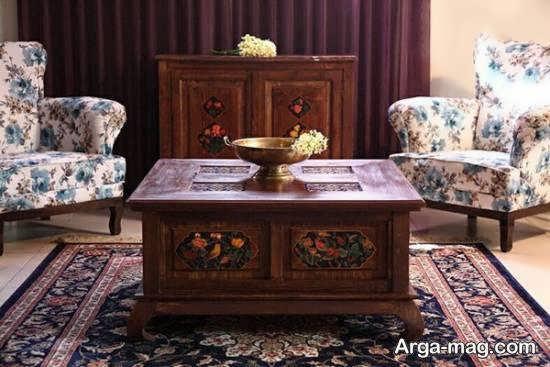 دکوراسیون منزل سنتی برای زنده ساختن فرهنگ ایرانی
