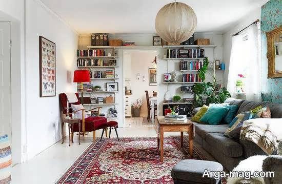 کلکسیون بینظیر و جالب طراحی های سنتی منزل