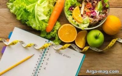 رژیم گیاهی جهت کاهش وزن