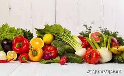تناسب اندام با رژیم گیاهی