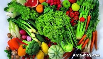 وزن ایده آل با رژیم گیاهی