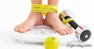 کاهش وزن با رژیم سبزیجات