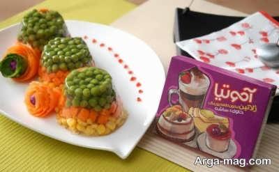 دسر سبزیجات