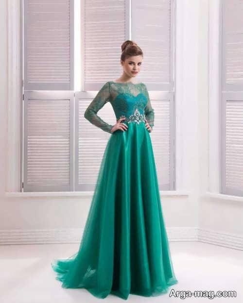 مدل لباس پوشیده فون