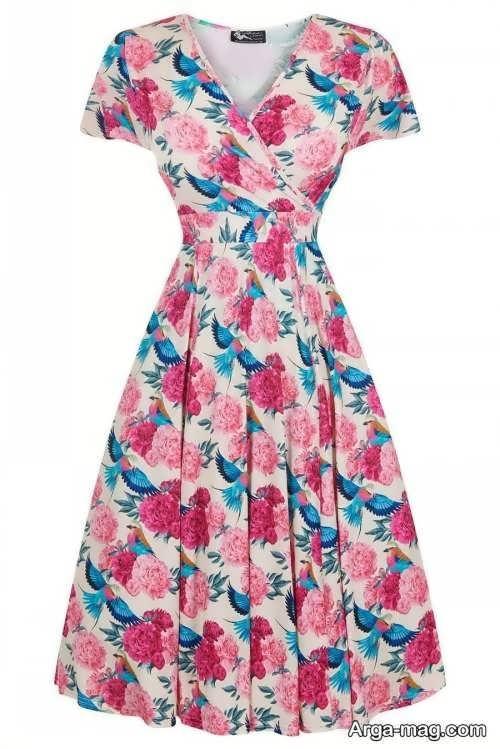 لباس مجلسی زیبا و طرح دار