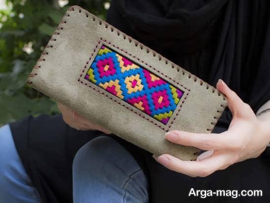 تزیین کیف پول با خلاقیت های زیبا