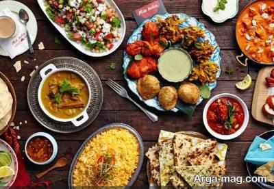 معرفی تمام خوراکی هایی با طبع گرم