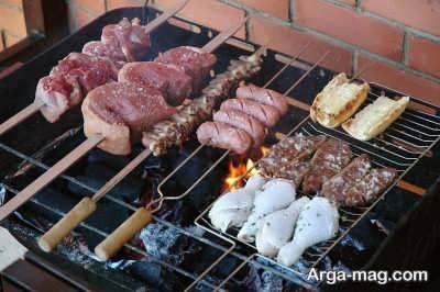 منوی غذایی برزیلی