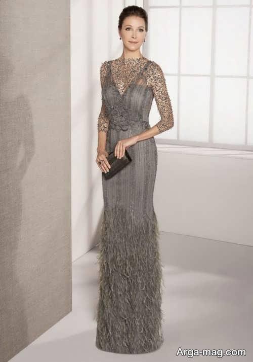 لباس مجلسی زنانه شیک و زیبا