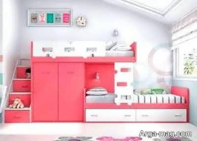 طراحی دکوراسیون اتاق با رنگ های کلاسیک و لوکس