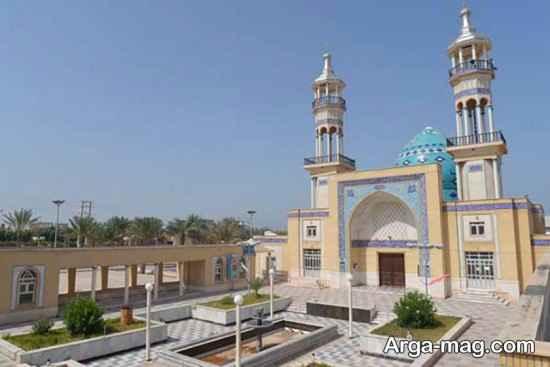مناطق تاریخی جزیره ابوموسی