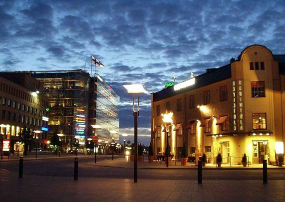 شرایط دریافت ویزای کار فنلاند