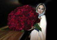 تیپ و استایل شاد الهام حمیدی