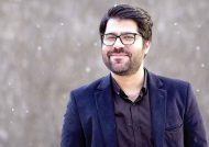 حامد همایون و هنرمندان پازل بند در عزاداری محرم