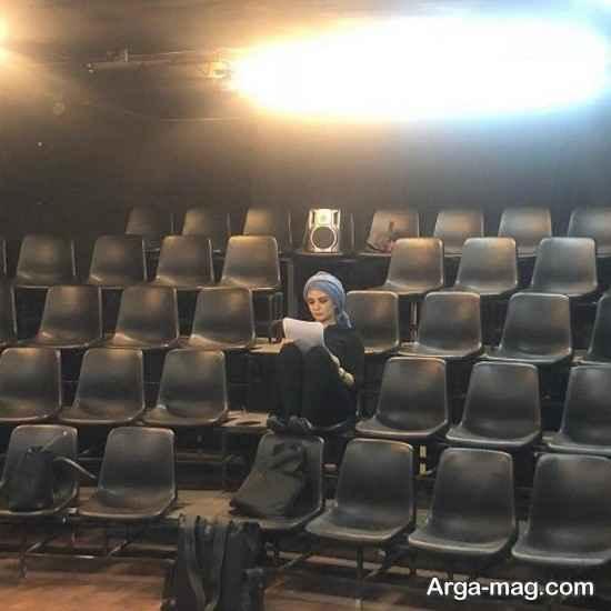 لذت تئاتر از دید لیندا کیانی