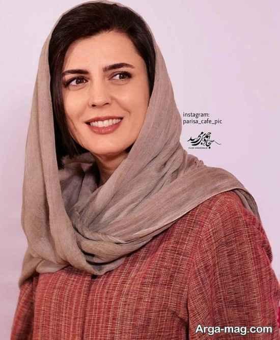 لیلا حاتمی در جشنوراه نشان داوود رشیدی