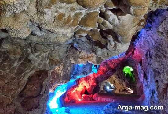 بازدید از غار نخجیر, مکانی دیدنی با قدمت چندین میلیون سال