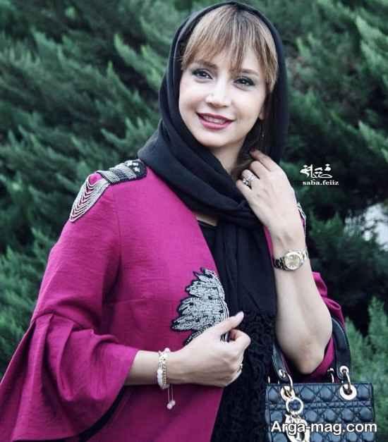 """شبنم قلی خانی در مراسم اکران """"بزرگراه"""""""