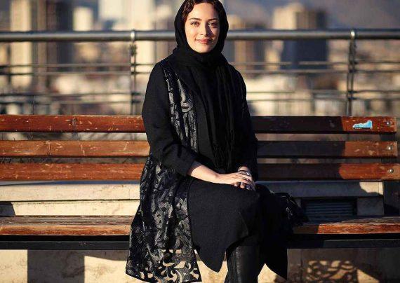 """بهنوش طباطبایی در مراسم اکران فیلم """" ماجرای نیمروز، رد خون"""""""