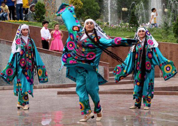 سفر به تاجیکستان